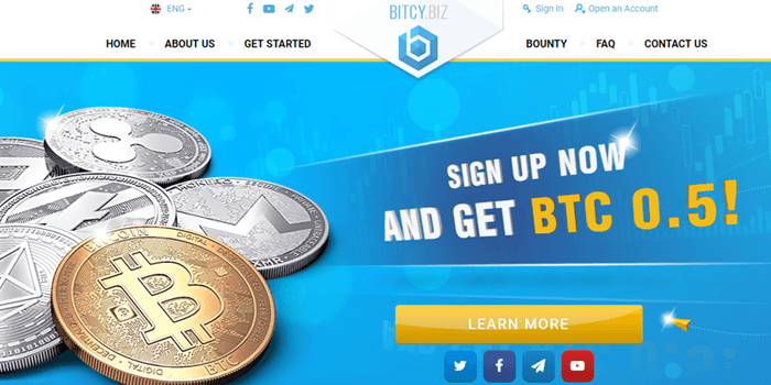 Similar coin to Bitconnect